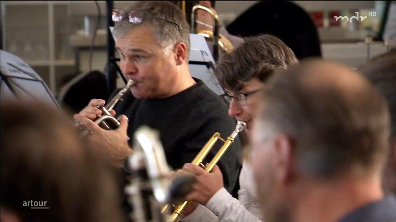 20 Jahre Dresdner Sinfoniker - Bericht bei MDR artour
