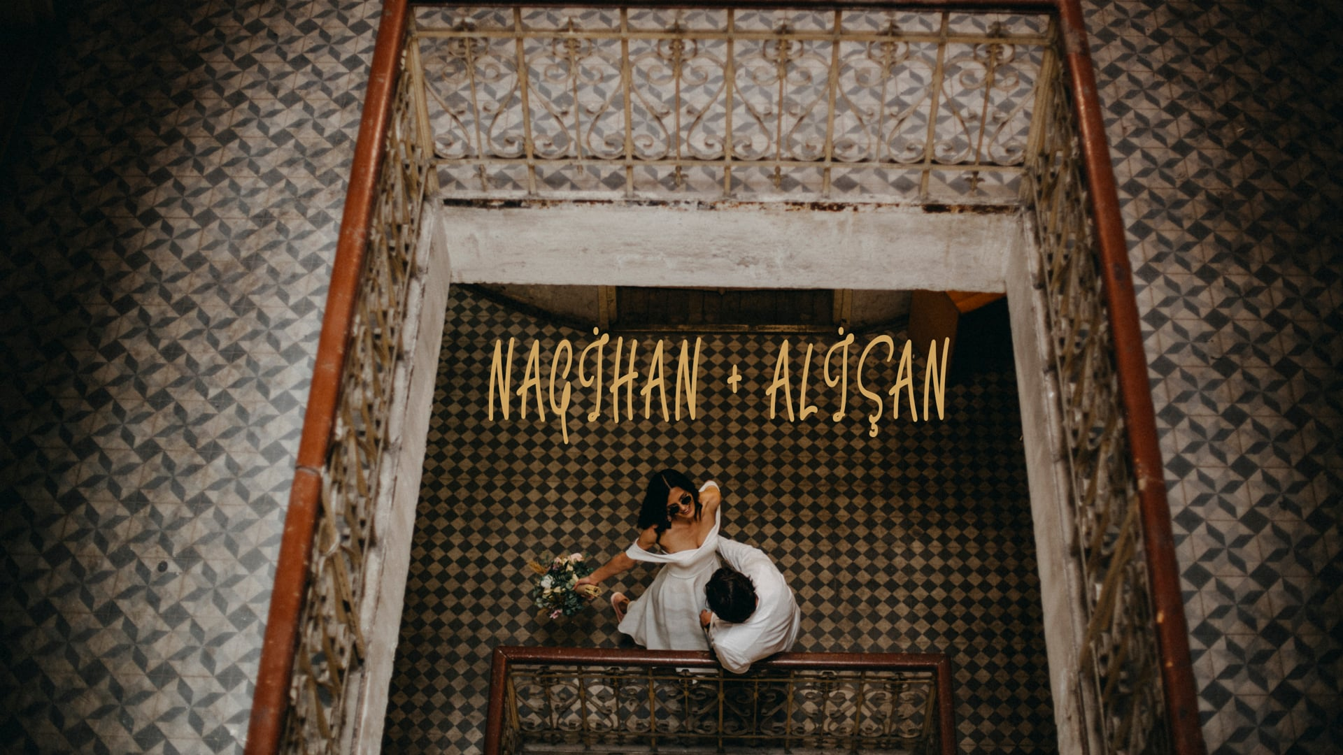 Naighan + Alişan Save the date