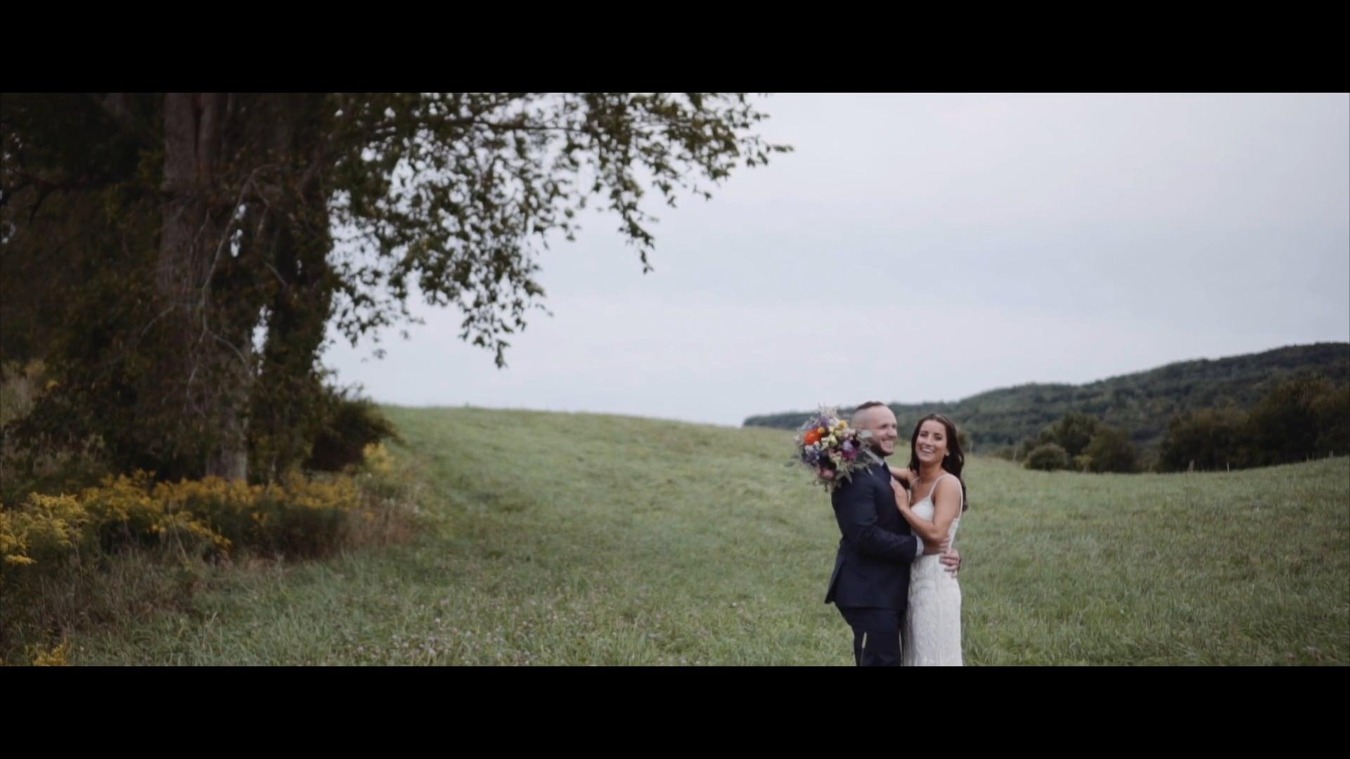 Leah + Diego, Wedding Film