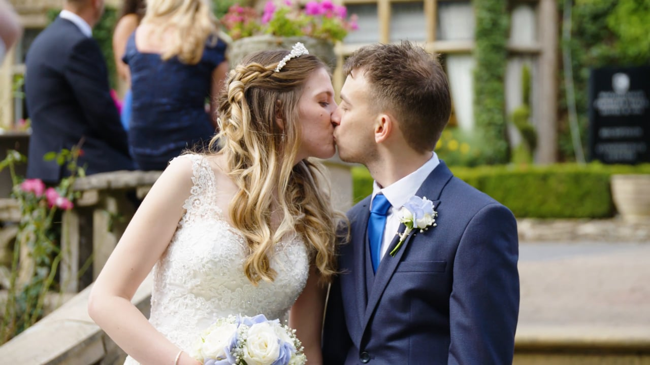Stefanie and Kerry - Macdonald Frimley Hall Hotel and Spa, Camberley, Surrey