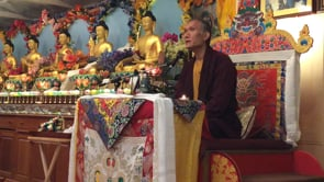 Mahamudra Commentary 2018 with Yangsi Rinpoche