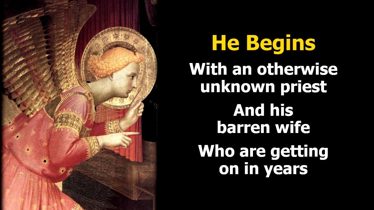 The Christmas Story: Matthew