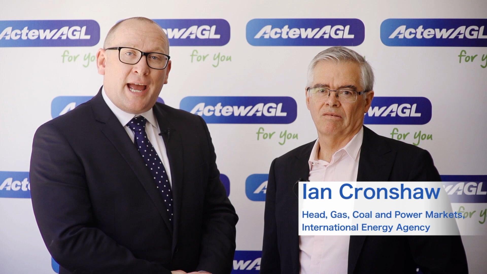 ActewAGL Energy update - Ian Cronshaw -171218