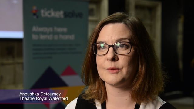 Anouska Detourney - Theatre Royal Waterford