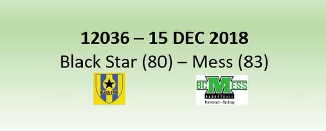 N2H 12036 Black Star Mersch (80) - BC Mess (83) 15/12/2018