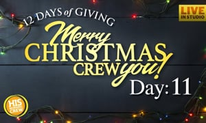 Merry Christmas CREW You Day 11: Win Financial Peace