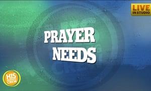 Jason Needs Prayers for Foster Daughter and Minivan