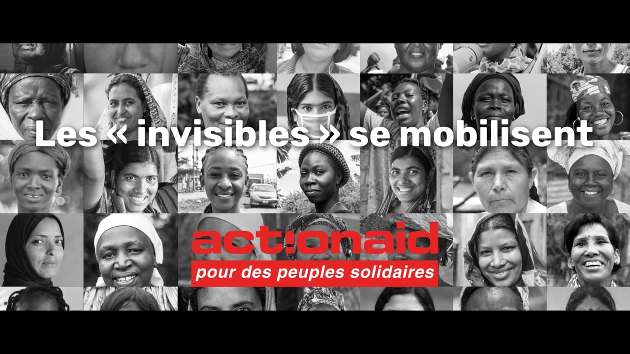 FILM CAMPAGNE Les Invisibles ActionAid France