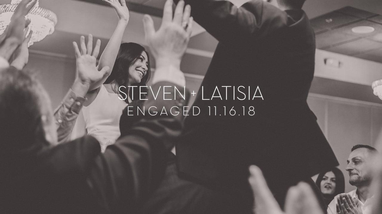 steven + latisia | engaged
