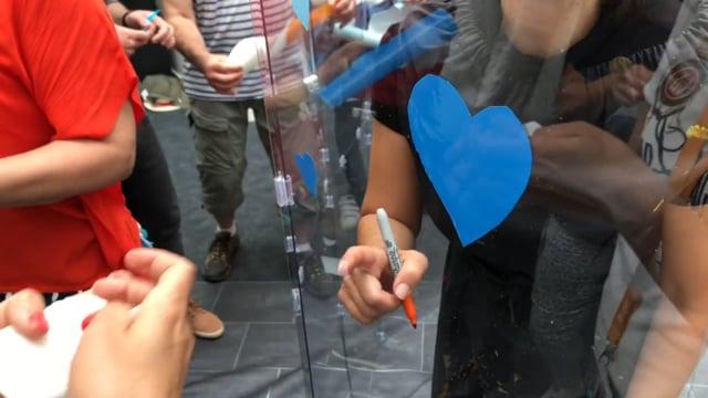 Challenge Team Building Fresque