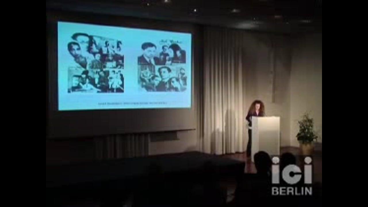 Talk by Susanne Foellmer / 1