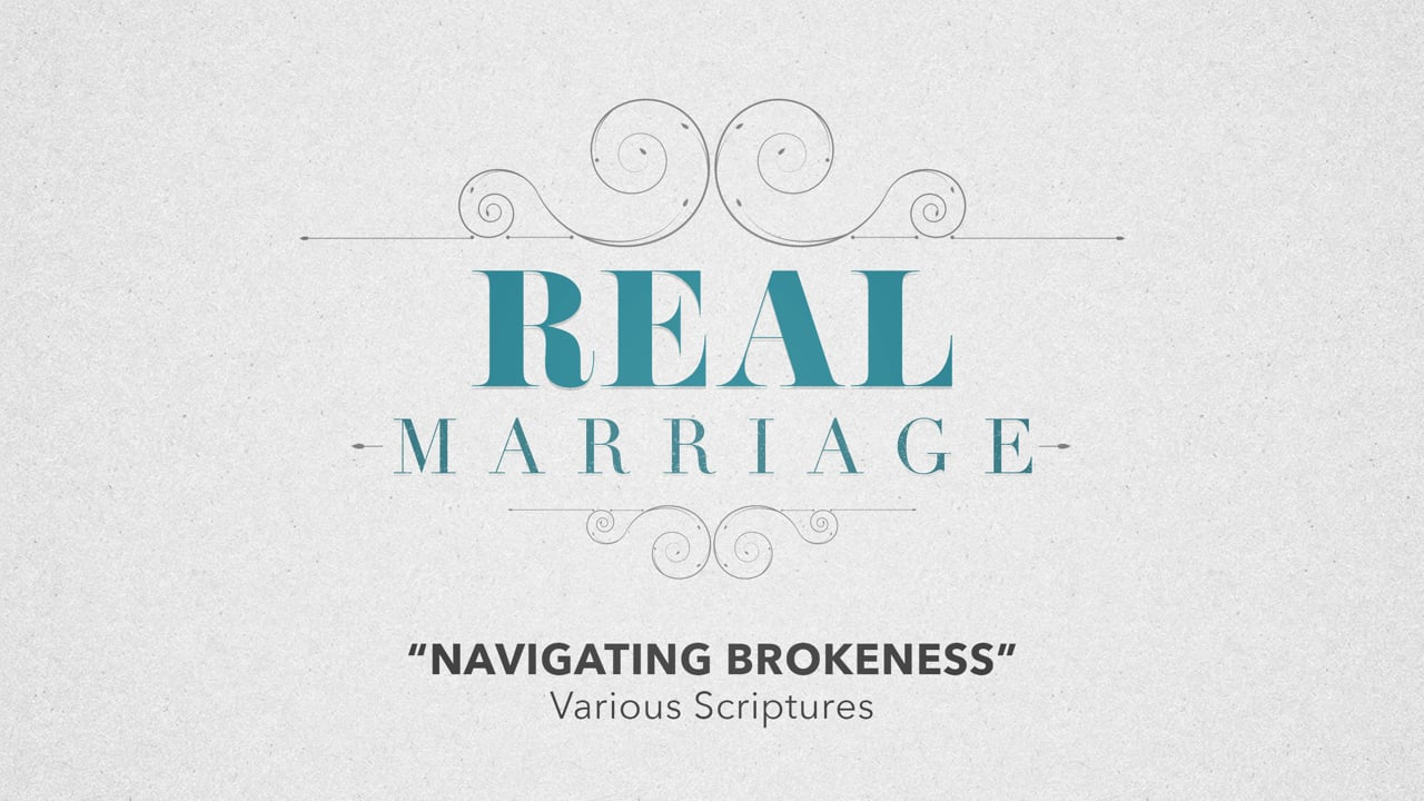 Navigating Brokeness