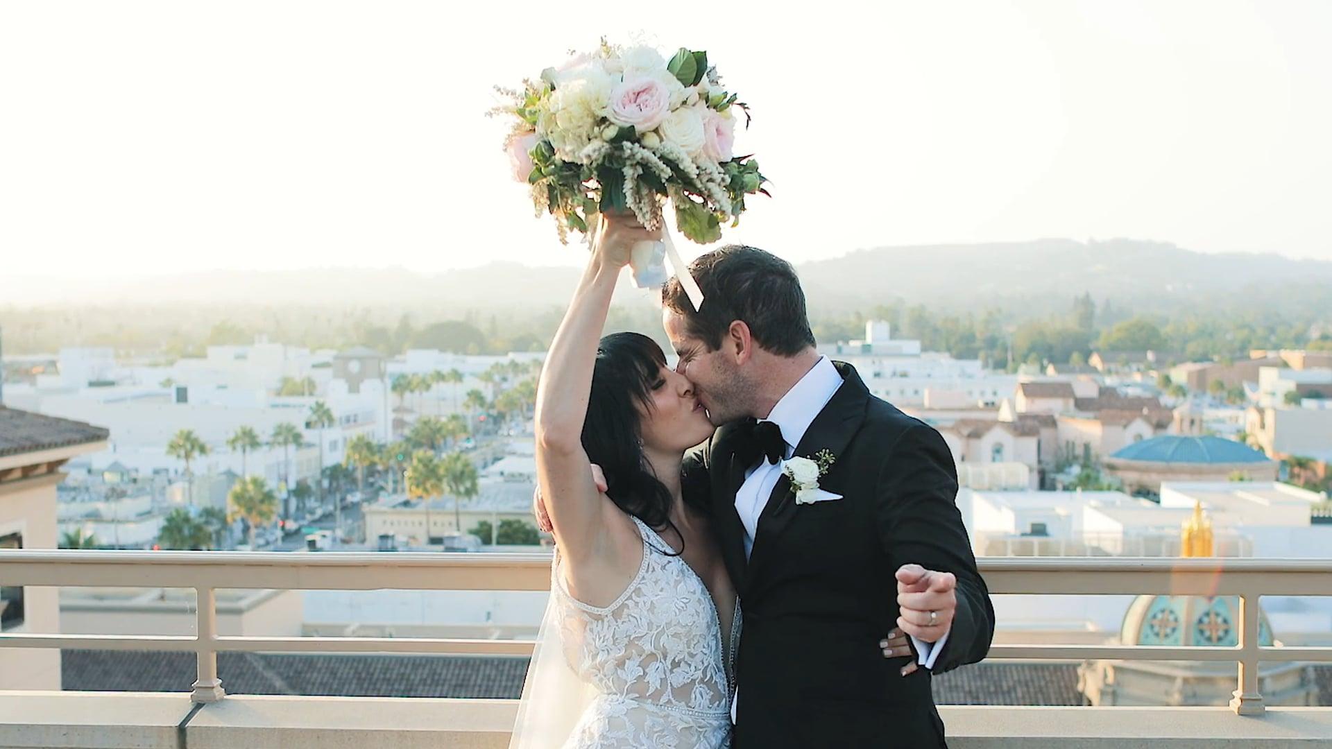 Ashley & Erik - Montage Beverly Hills