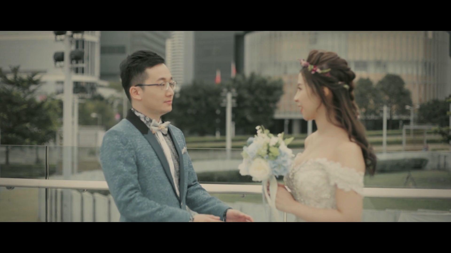 Same Day Edit MV 即日剪片 - Edith & Brian (無故事主題)