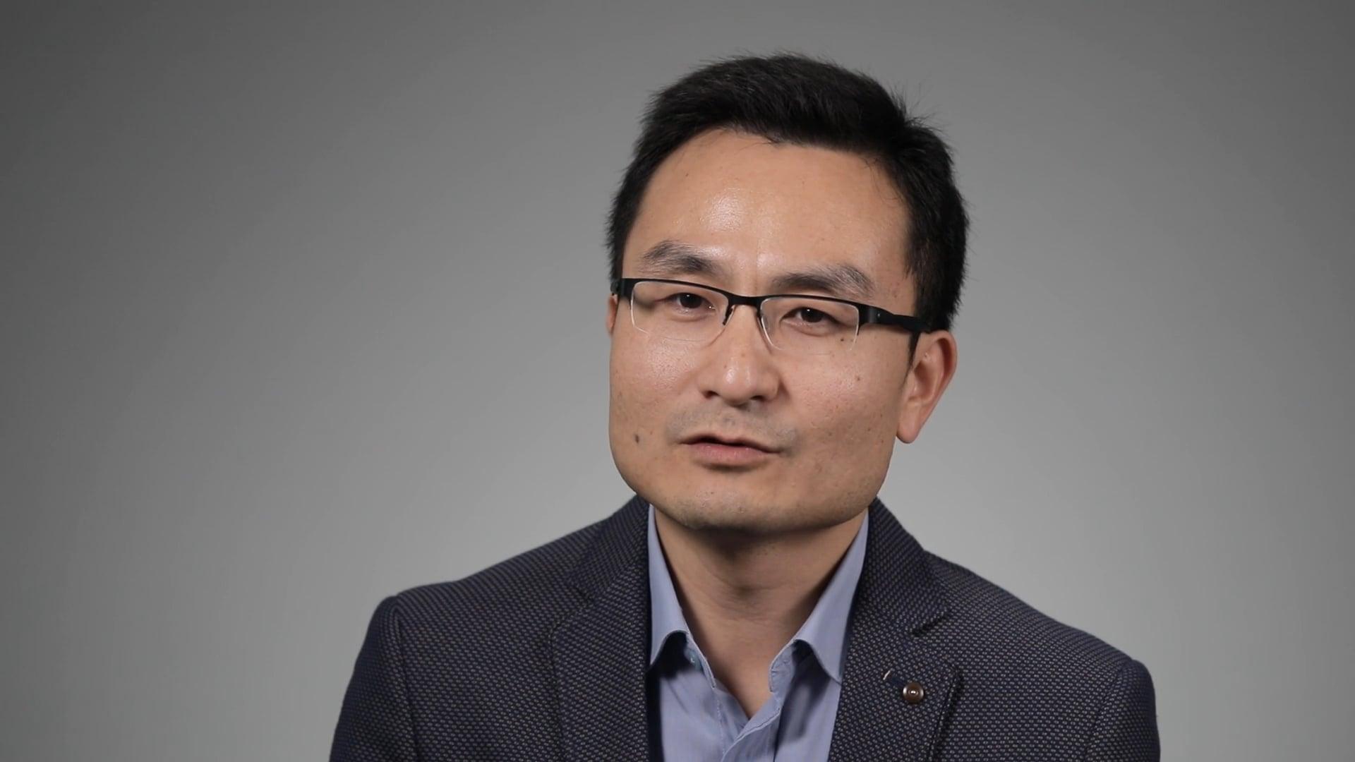 Film: Watch a film about Yaowen Wu's research