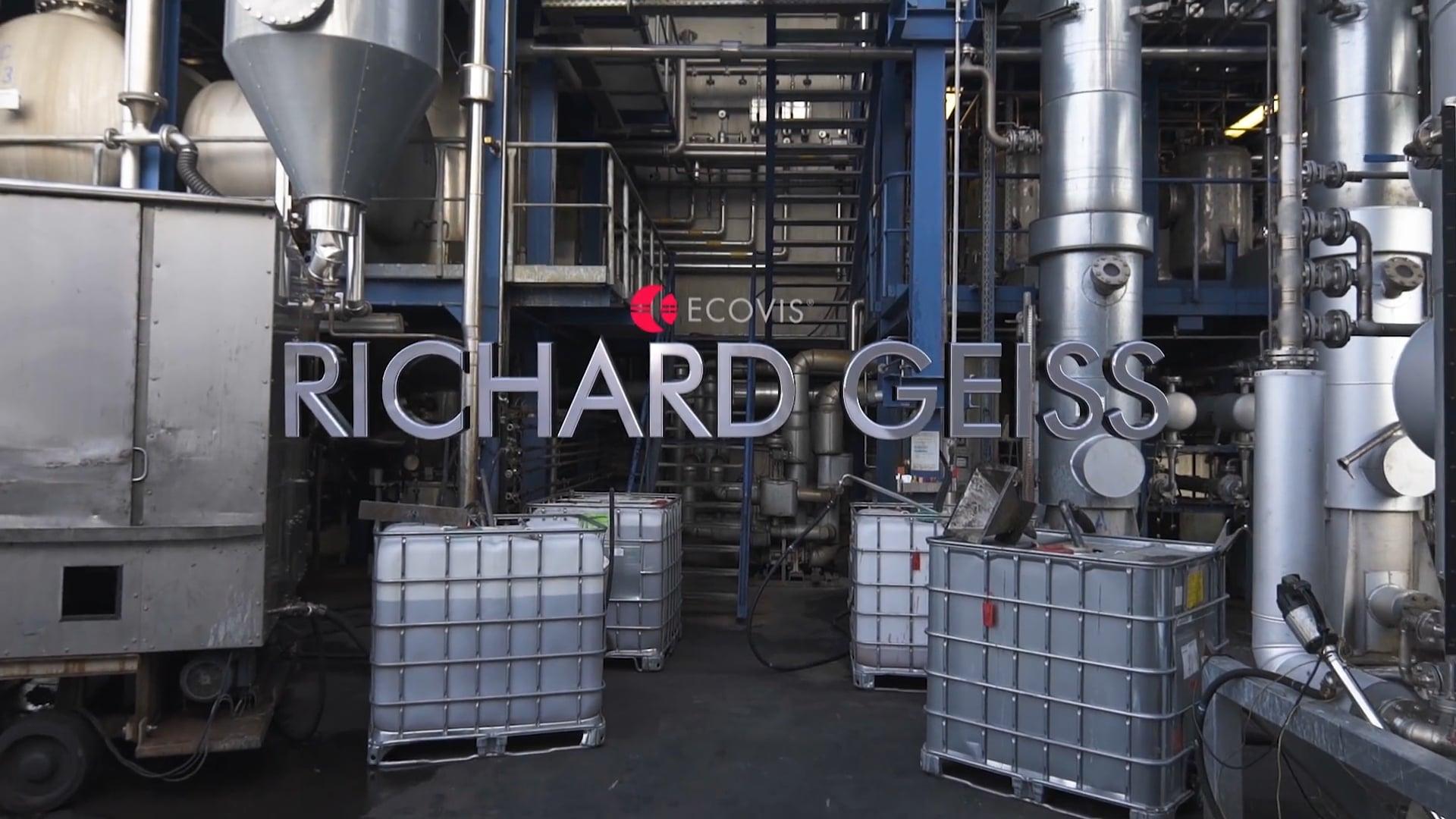 Ecovis - Richard Geiss (Upclose Version)