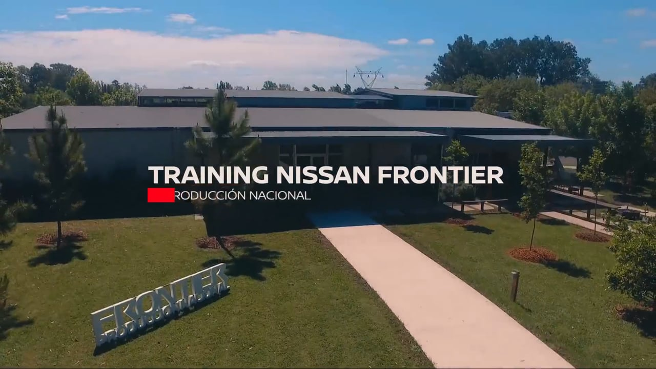 Nissan Frontier | Test Drive