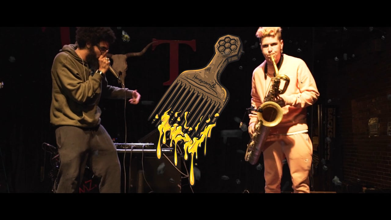 Honeycomb - First Soundcheck with Leo of Too Many Zooz