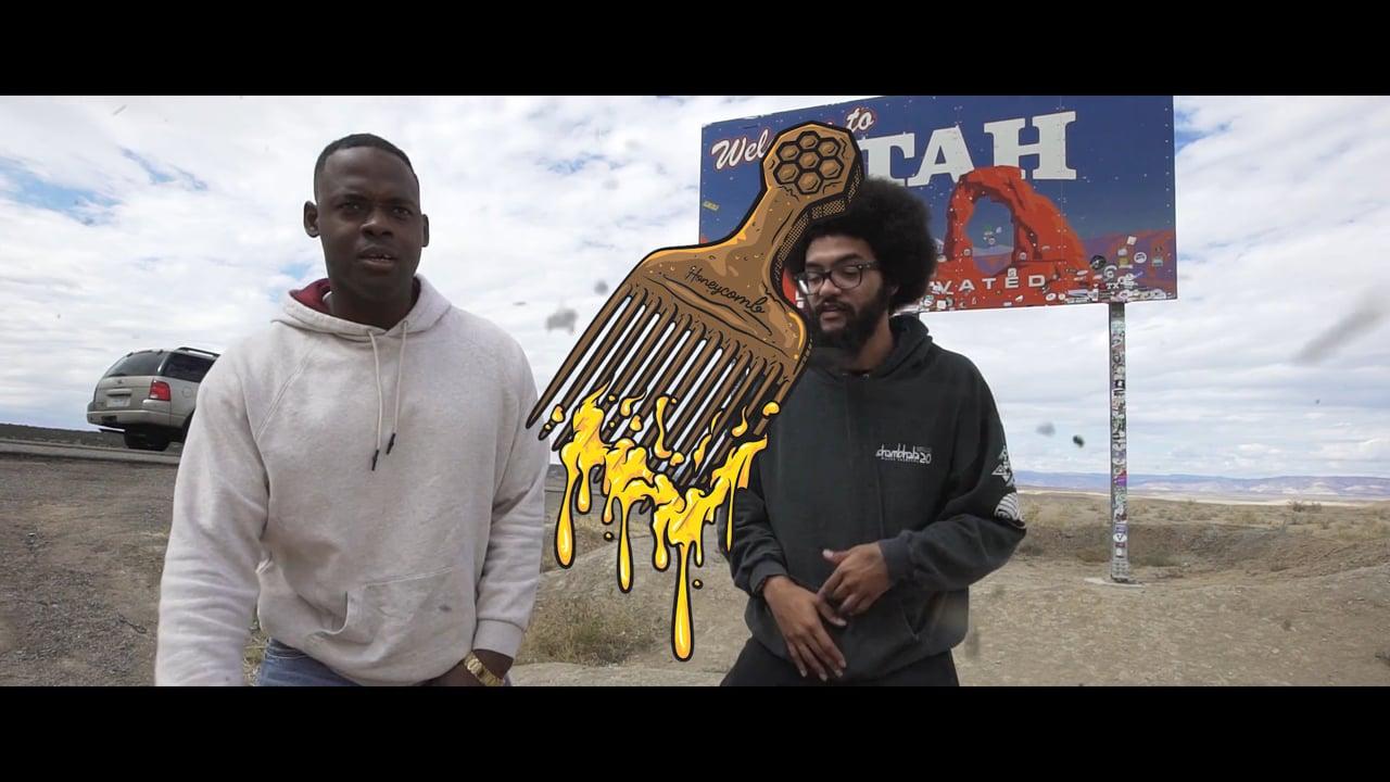 Honeycomb - J Scribbles