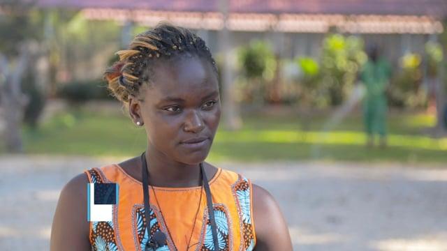 Houénafa Nadège Agandan - Bénin