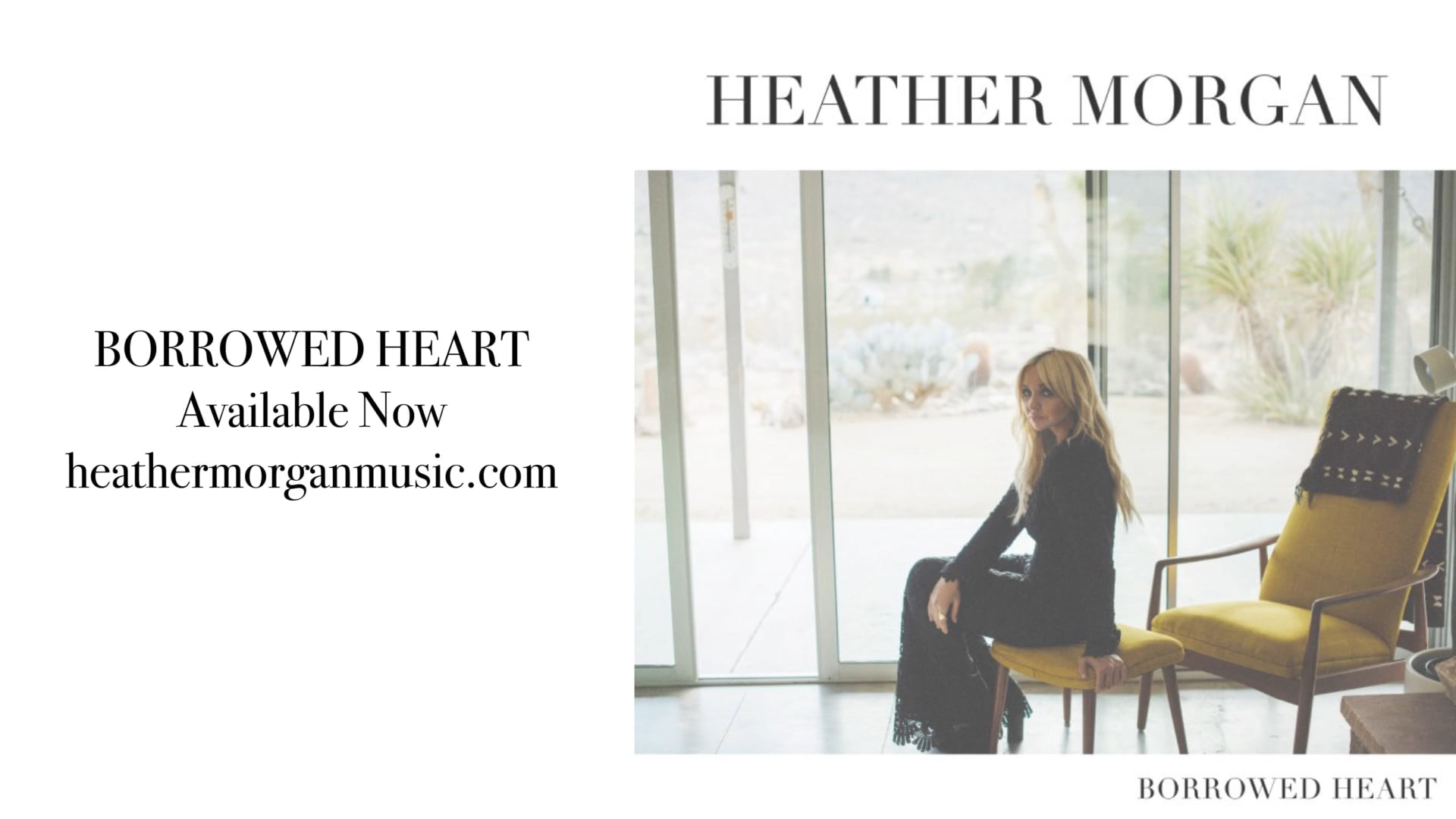 Heather Morgan- Borrowed Heart