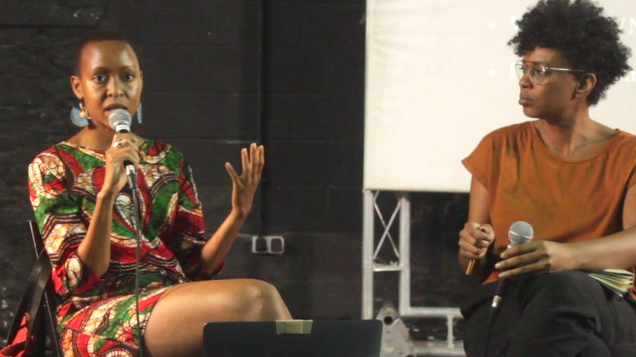 Artist conversations with Ng'endo Mukii & Tania Adam