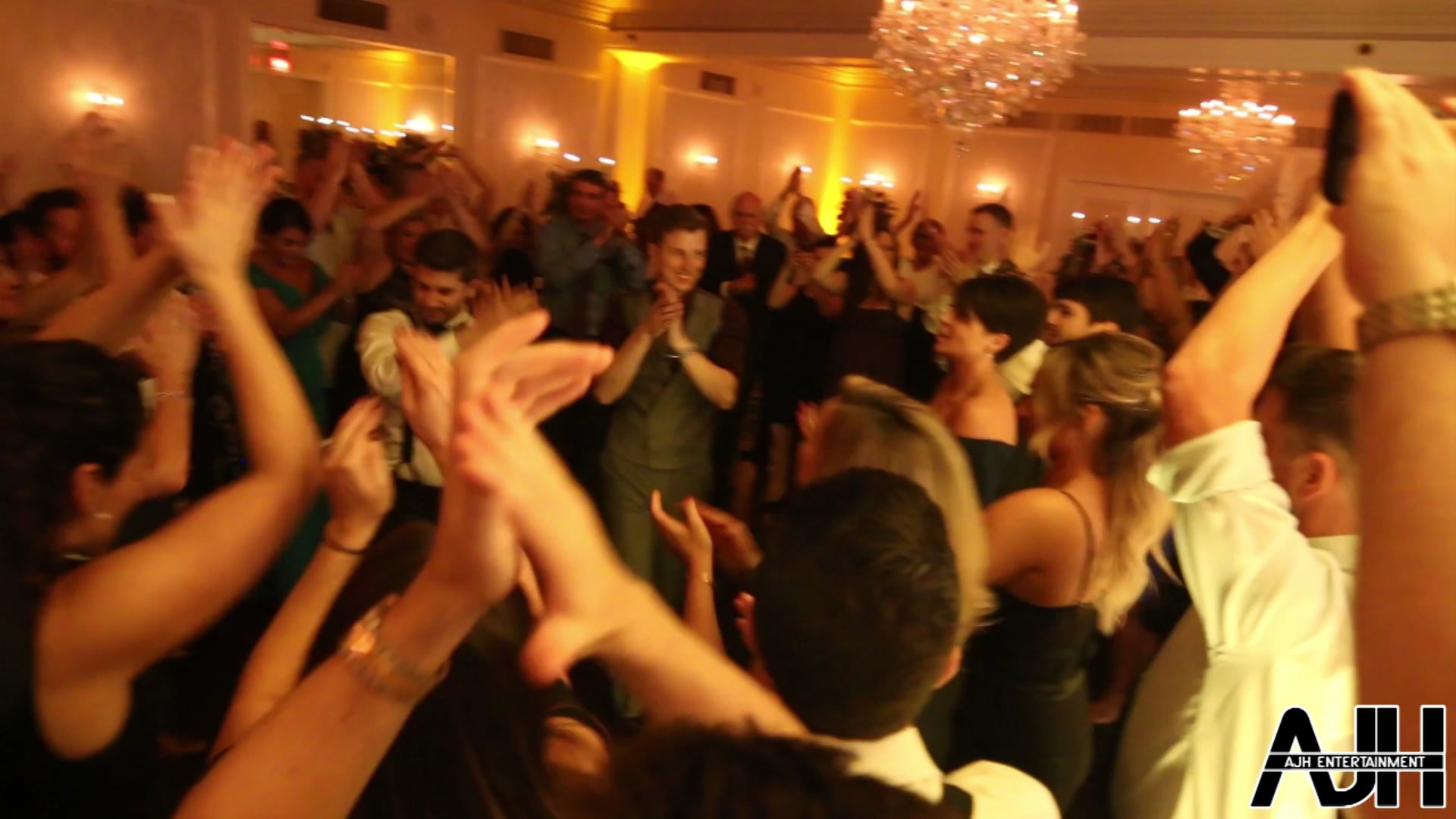 AJH Entertainment Weddings: Andrew and Bobby's Wedding; The Molly Pitcher Inn, Red Bank NJ