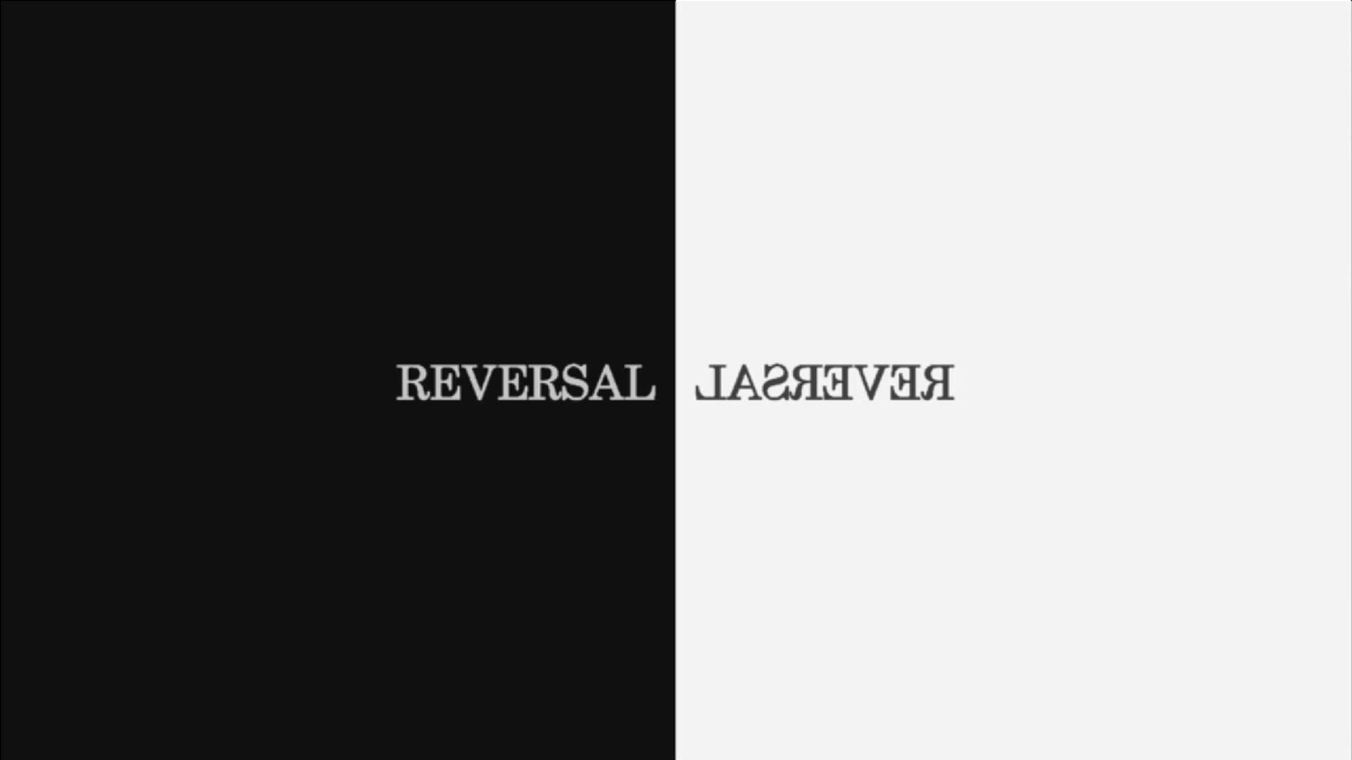 UNI//CPDR Task 001 - Reversal
