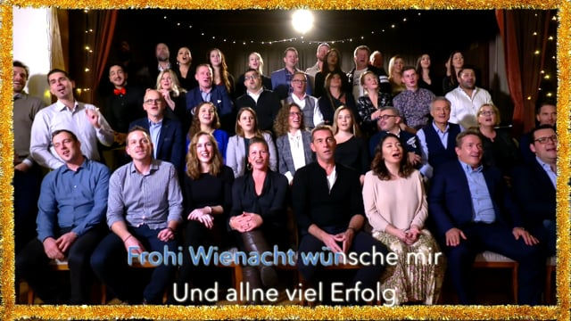 Merry Christmas vom Global Personal Team!