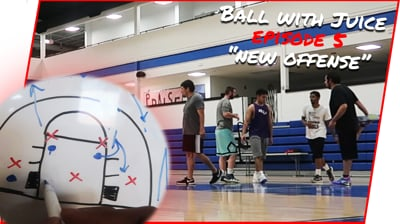 A New Offense That Made Us 100x BETTER! - BALL with JUICE Ep.5