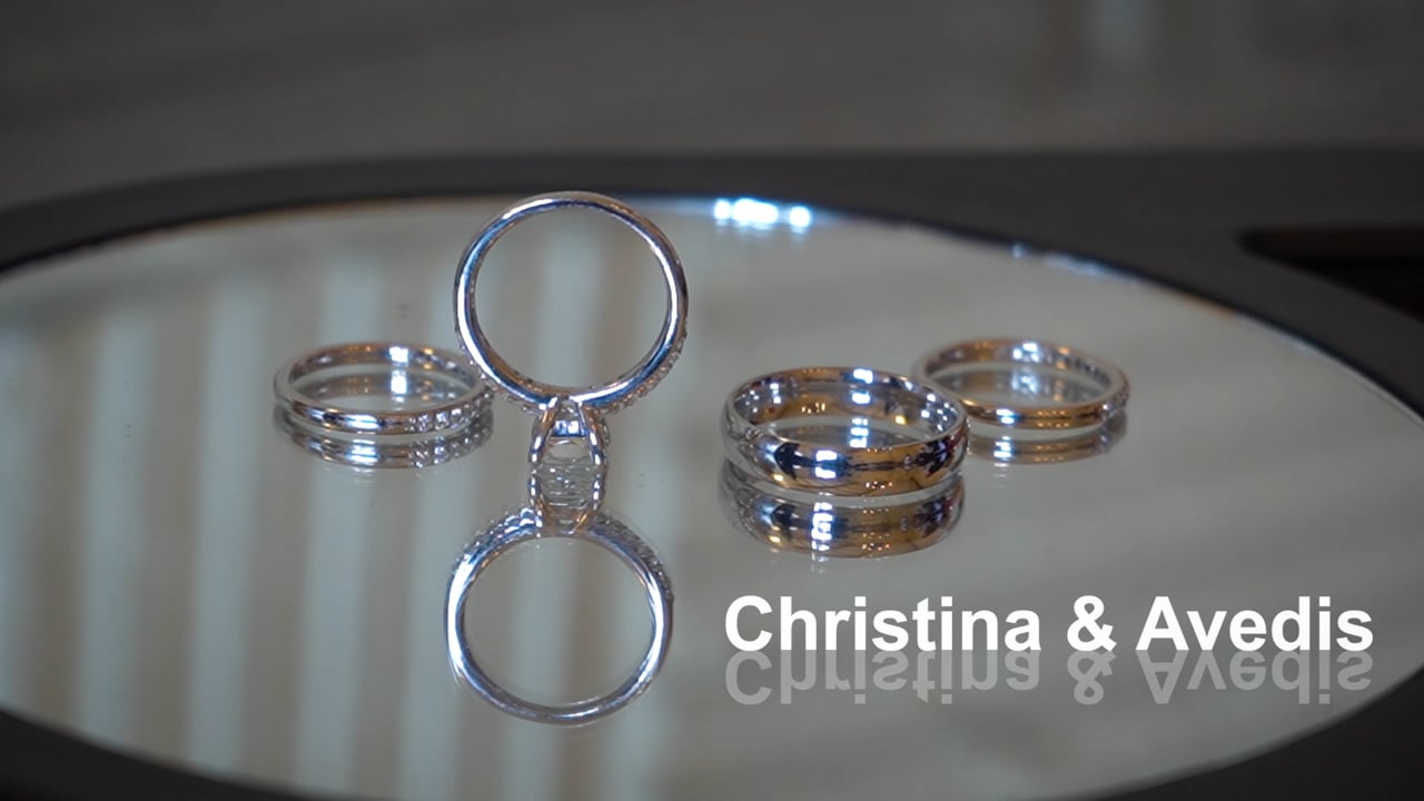 Christina + Avedis Wedding Video at St. Mina Coptic Church & Mission Inn