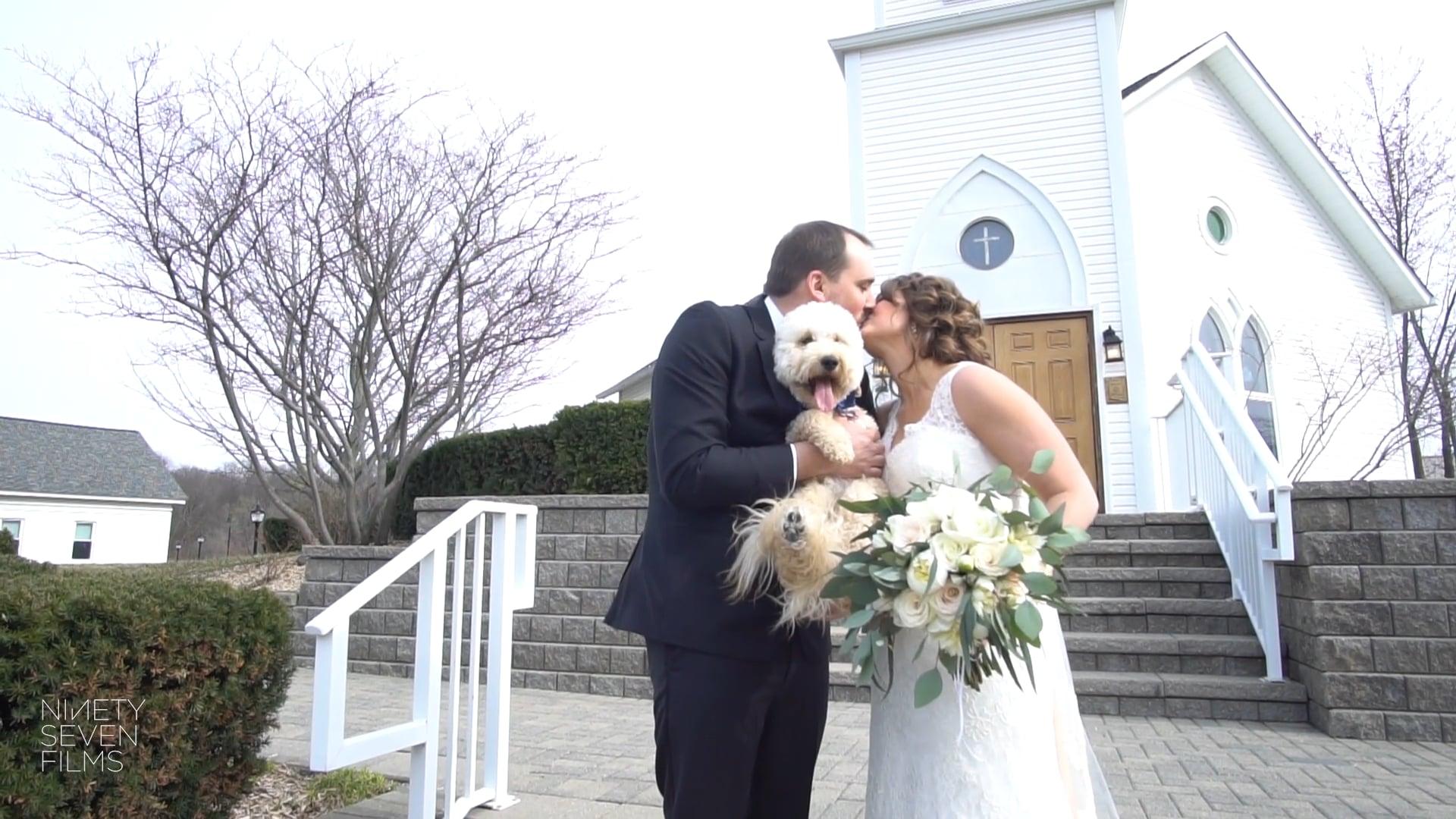 Hope Chapel & Cherry Creek Golf Club Wedding | Breanne + Jason Wedding Film