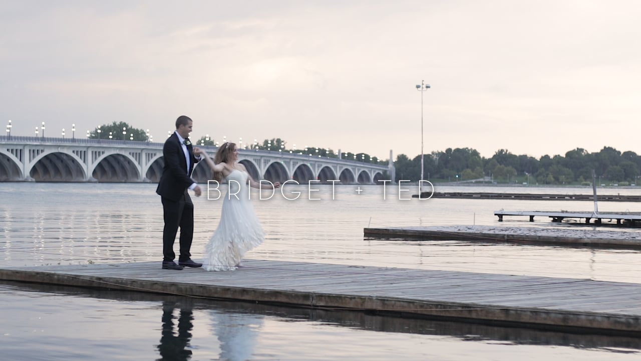 bridget + ted | wedding film.