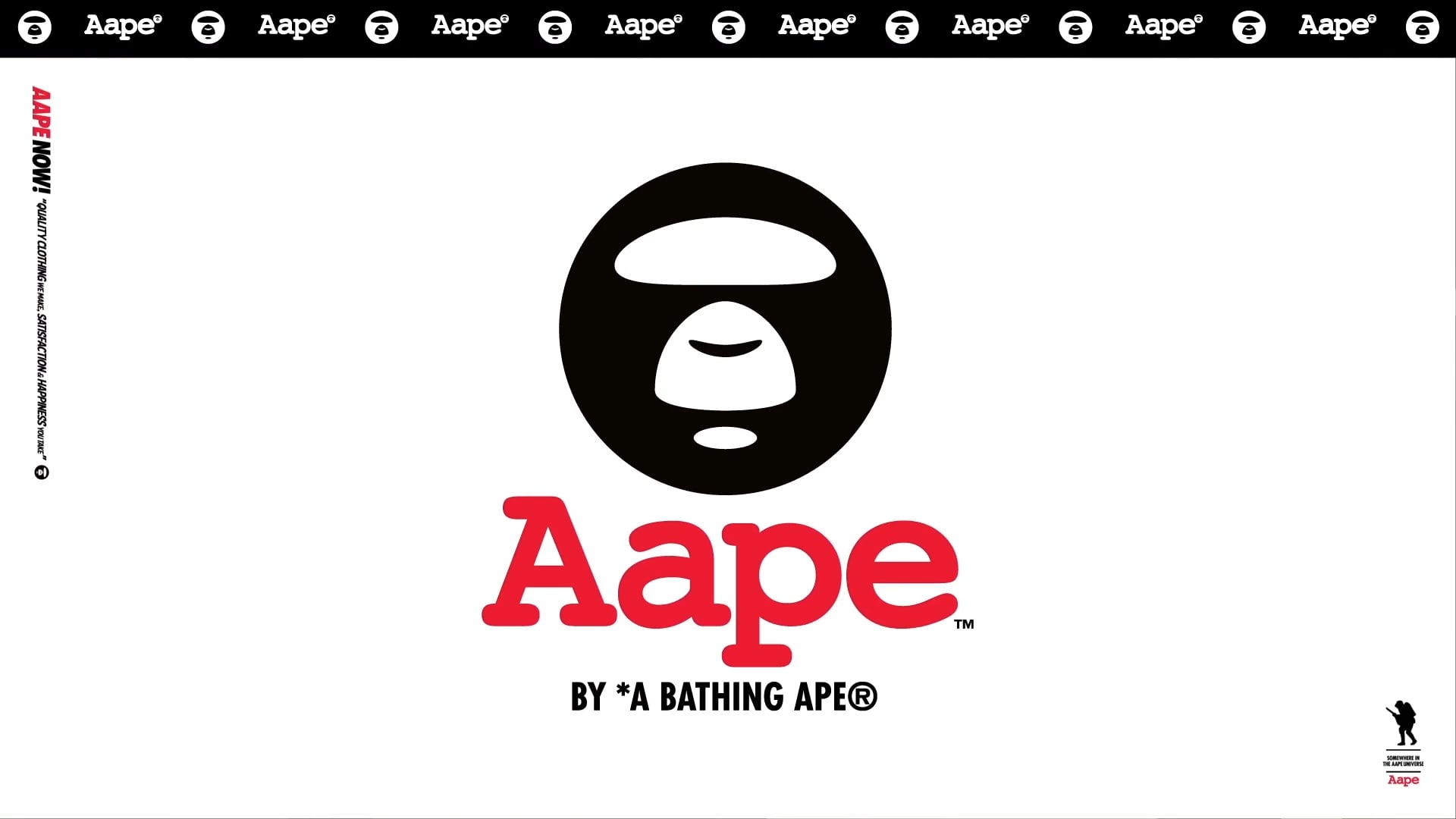 ComplexCon x Aape Booth