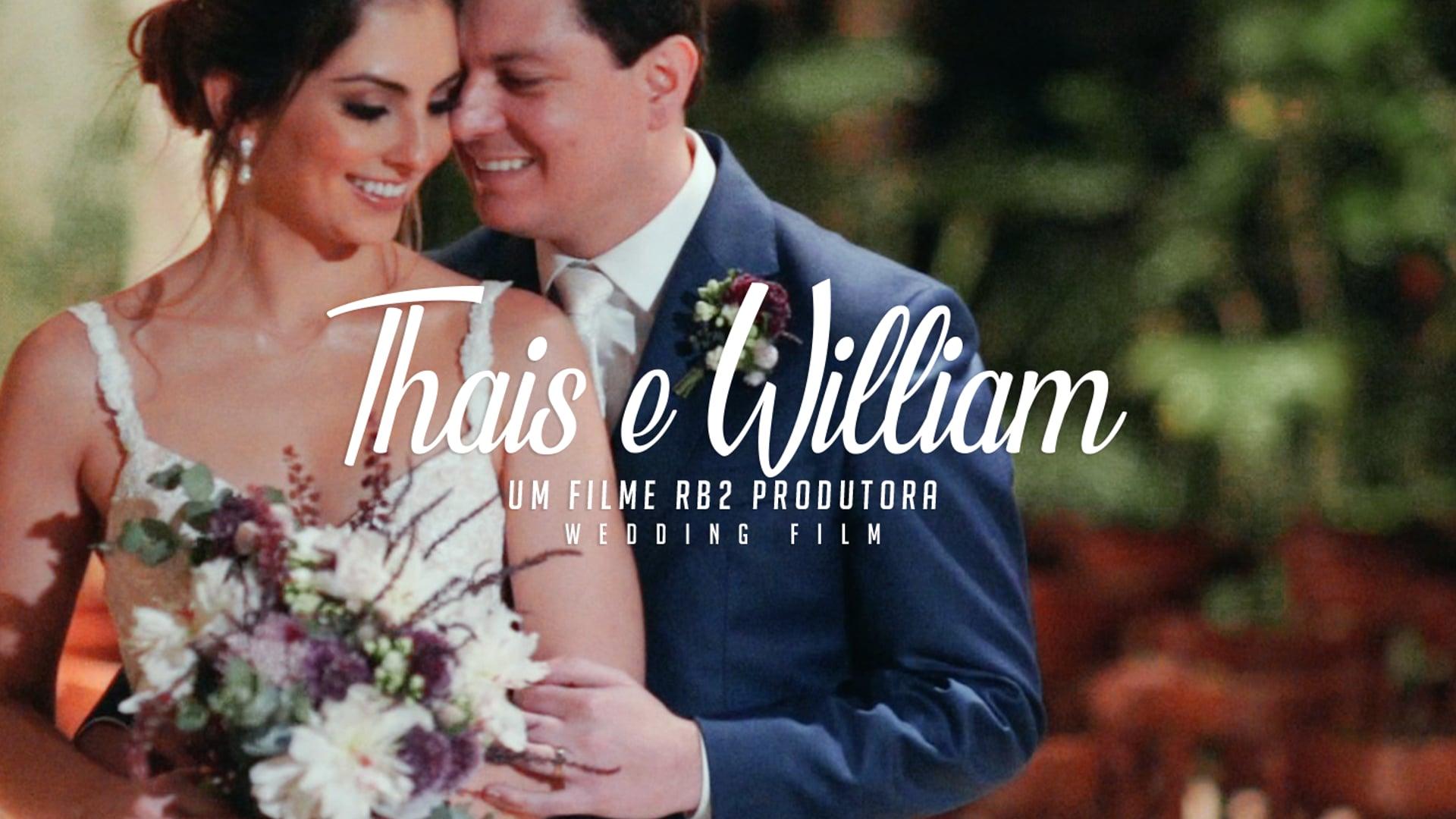 RB2 Produtora - Thais e William - Wedding Film