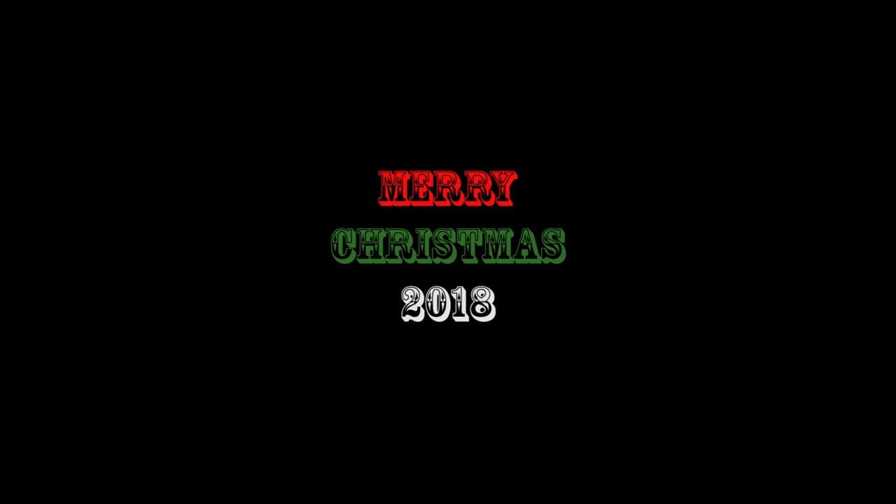 Christmas Card Video 2018