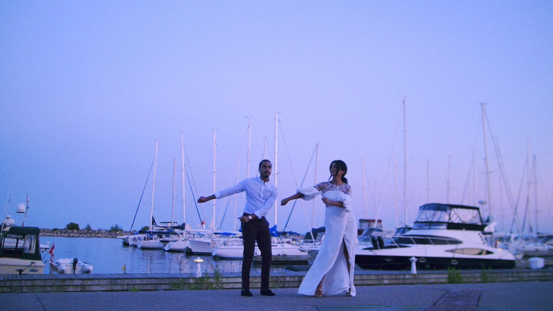 Natasha + Priyesh (Wedding Film)