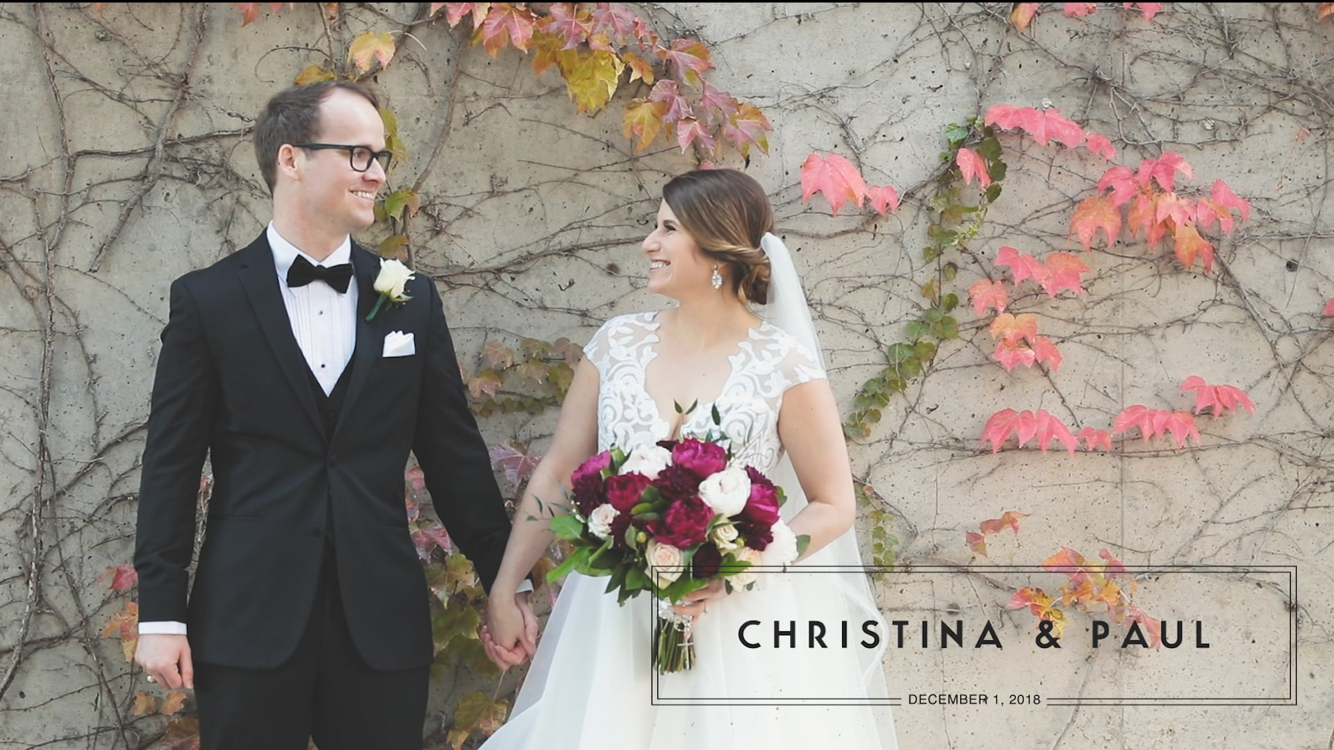 Christina & Paul's Wedding Film