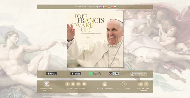 Pope Francis – God was Destroyed and is a Failure!