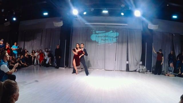 Танго в Иваре