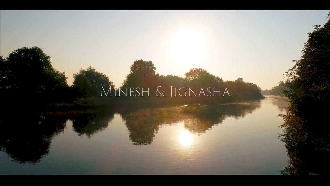 Jignasha & Minesh