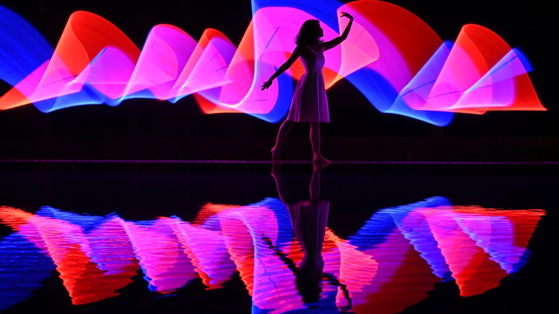 Nikon Youth Club : Light Painting