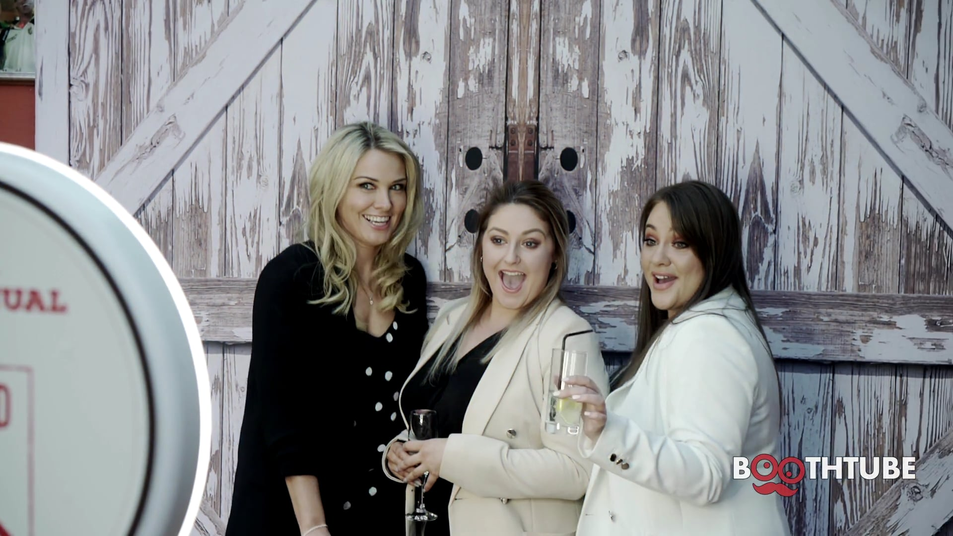 Photo Booth Corporate BBQ Event Activation Video
