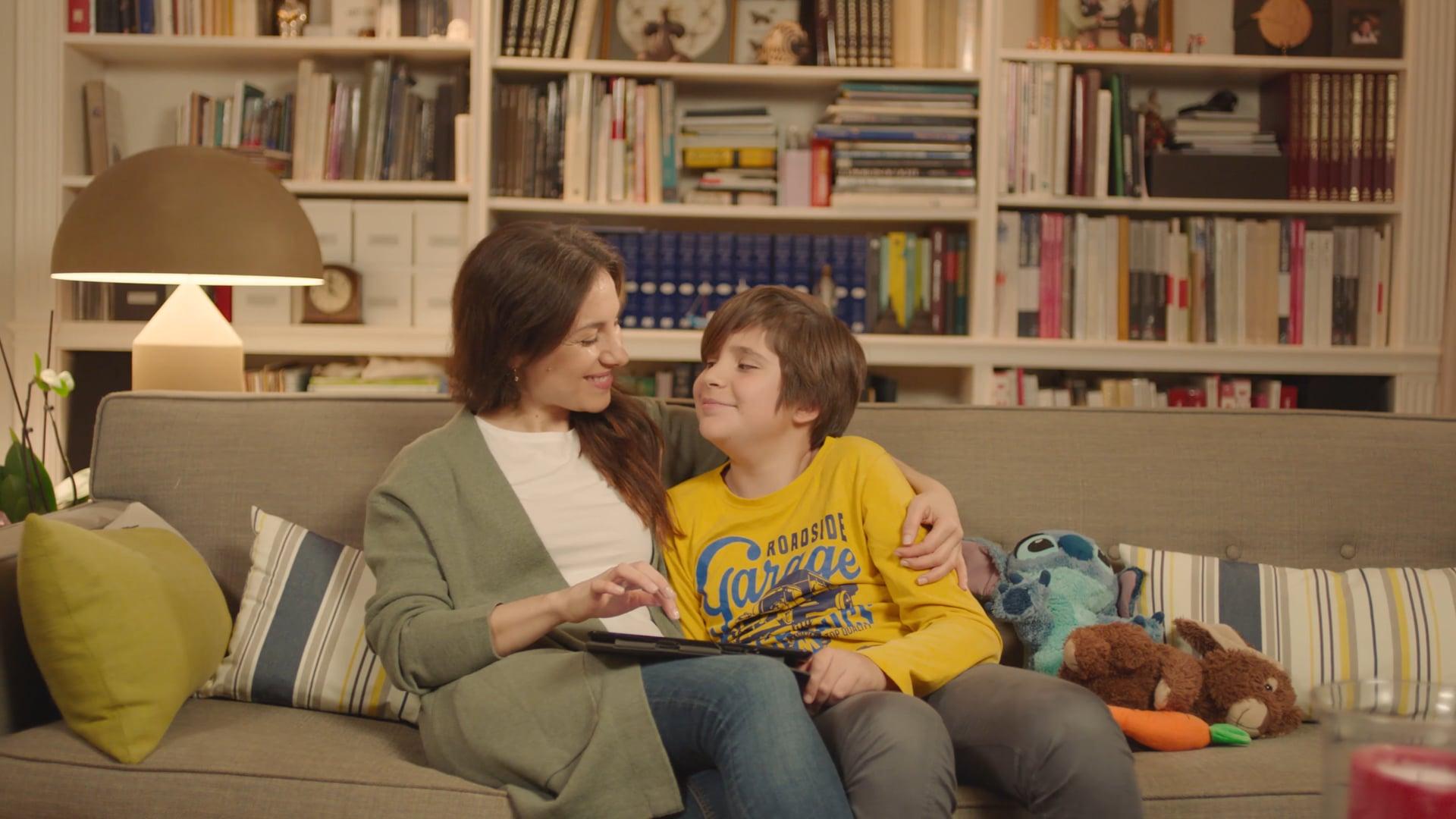 SPOT TV SEGURA FOR KIDS