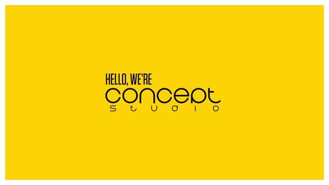 Concept Studio - Video - 1