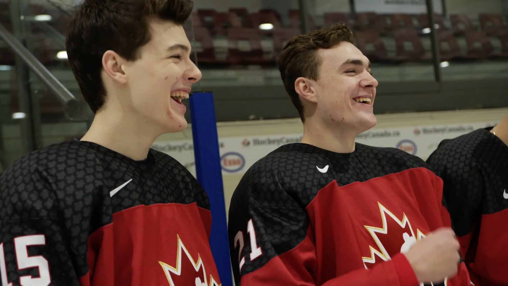 2018 World Junior A Challenge - Long-time teammates go International