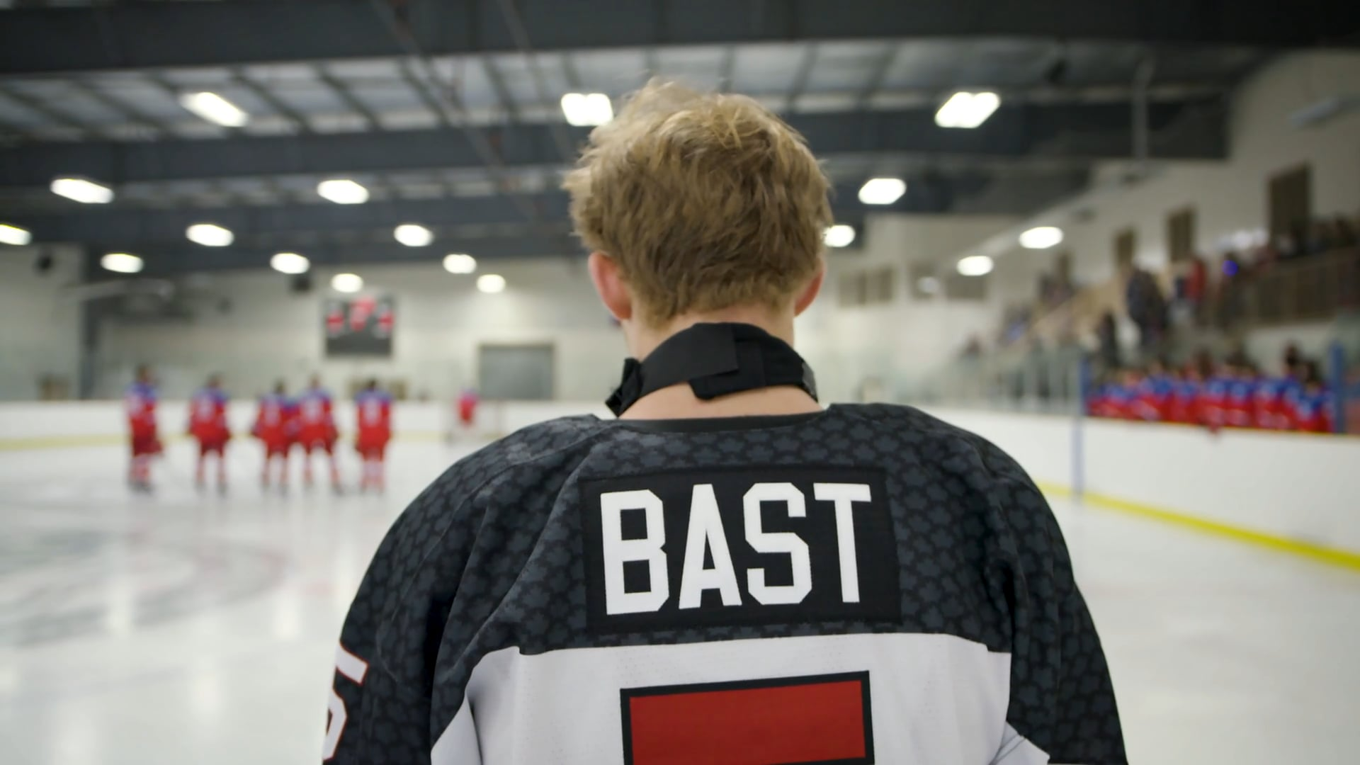 2018 World Junior A Challenge - Bast leans on sibling support