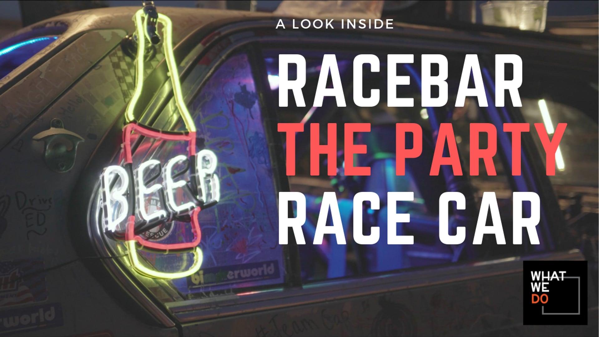 Racebar the Racecar (S1:E6 What We Do)
