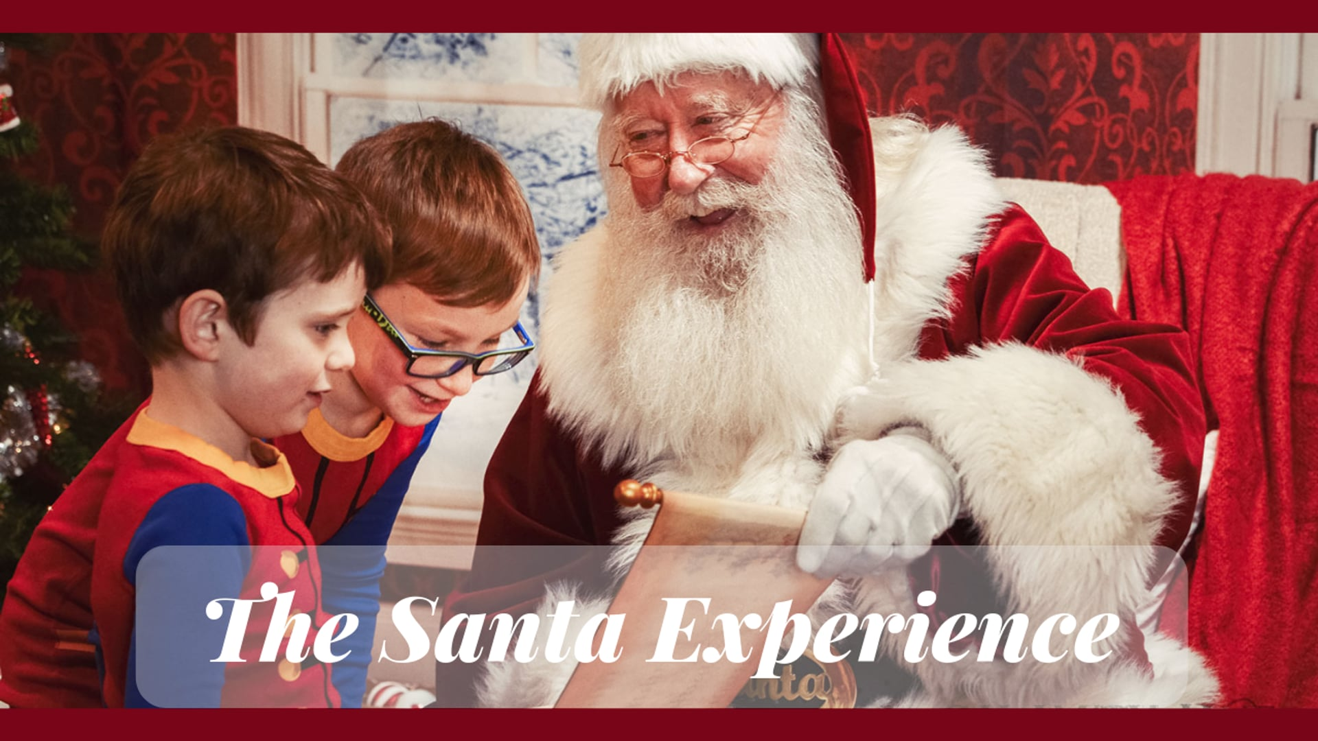 Las Vegas Santa Experience 2018 - Henry & Arthur