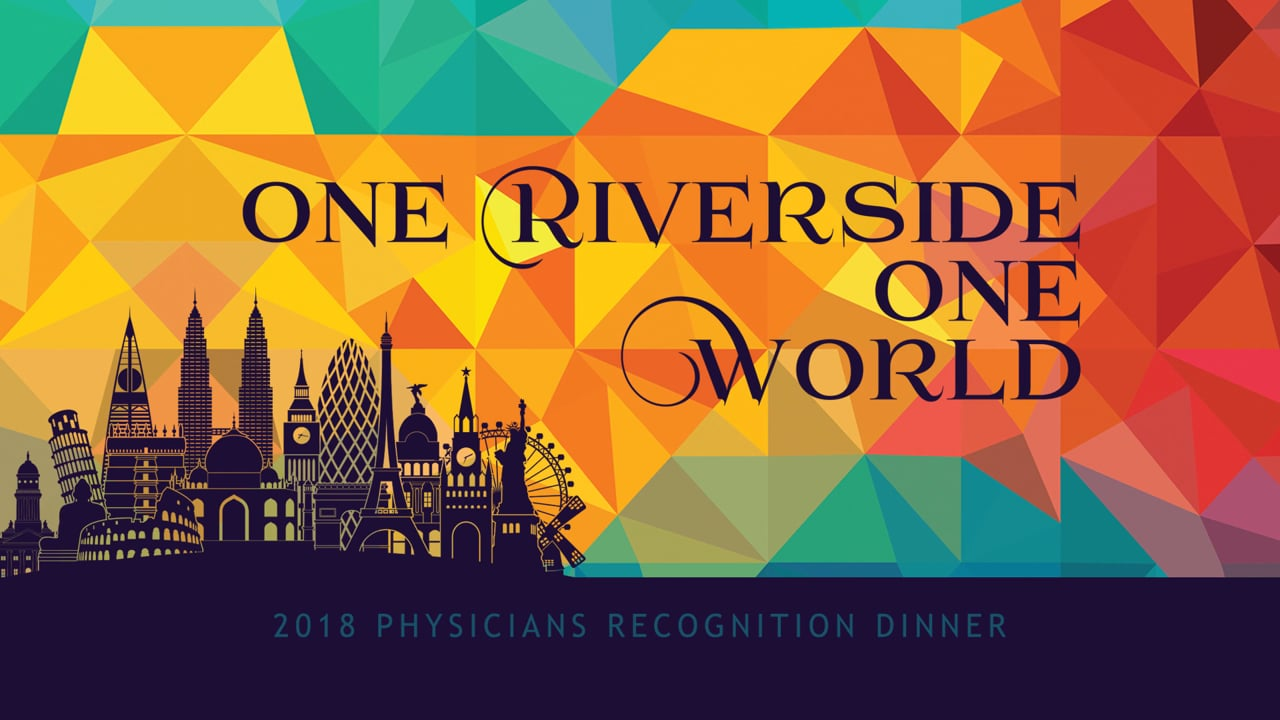 2018 Kaiser Riverside Physicians Recognition Dinner SCPMG - Monarch Beach Resort